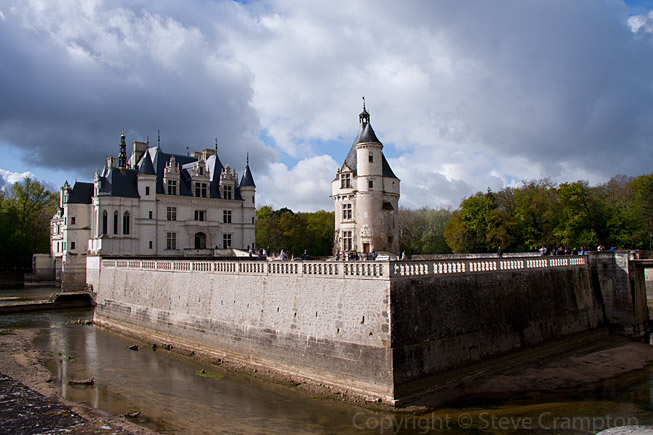 chateau de chenonceau france photography by steve crampton. Black Bedroom Furniture Sets. Home Design Ideas