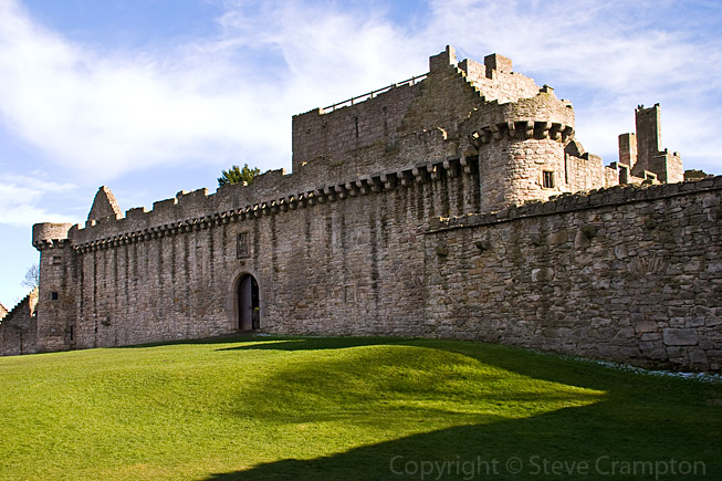 Craigmillar Castle, Sc...