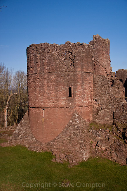 Goodrich Castle Herefordshire Photography By Steve Crampton