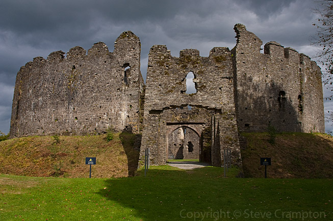 Calendar Jpg : Restormel castle cornwall photography by steve crampton