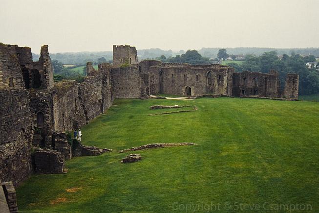 Richmond Castle, North Yorkshire - photography by Steve ...