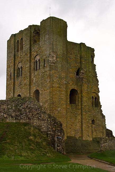 Scarborough Castle, No...