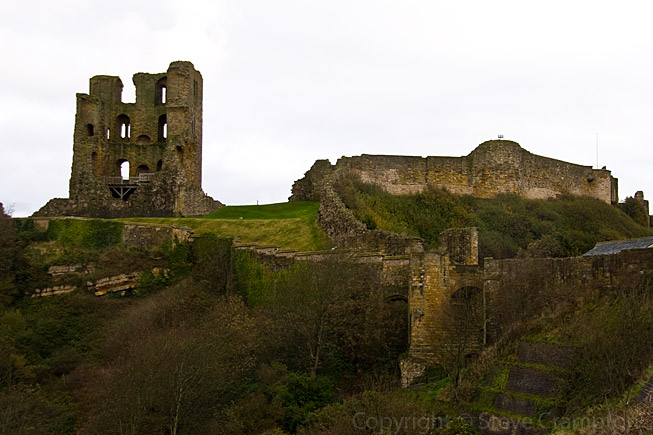 Scarborough Castle North Yorkshire Photography By Steve